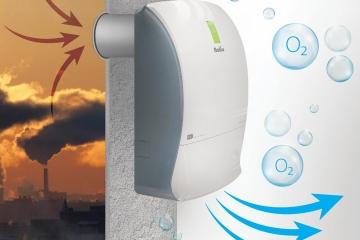Приточная вентиляционная система – способ защиты от бактерий и гриппа