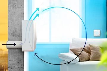 Получится ли охладить воздух с помощью проветривателя
