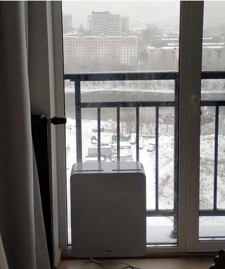 pritochnyy klapan na okno