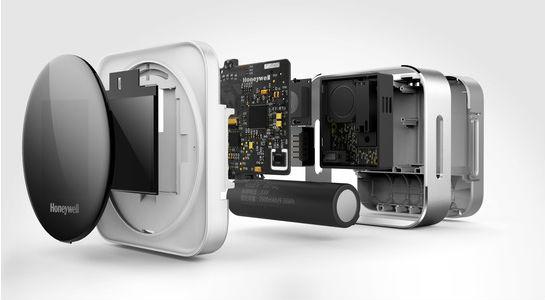 Honeywell HAQ монитор качества воздуха, страна ввоза Россия